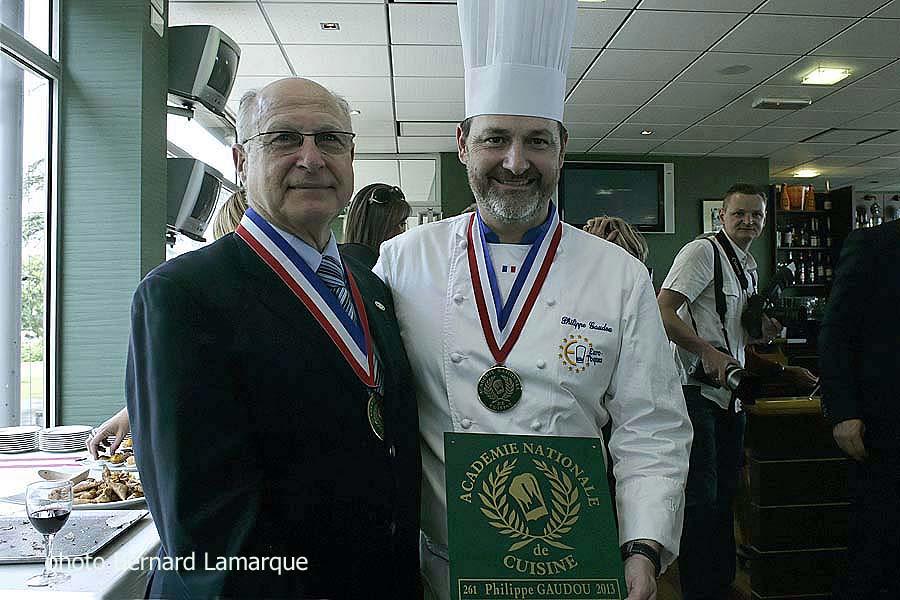 Le restaurant de l 39 hippodrome f te son nouveau chef et for Academie nationale de cuisine