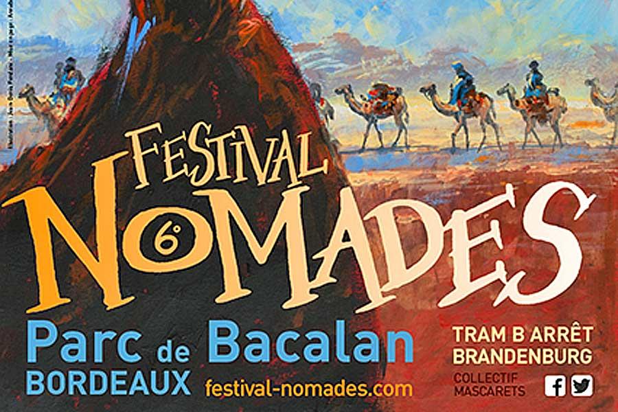 festival nomades du 15 au 17 septembre bacalan. Black Bedroom Furniture Sets. Home Design Ideas
