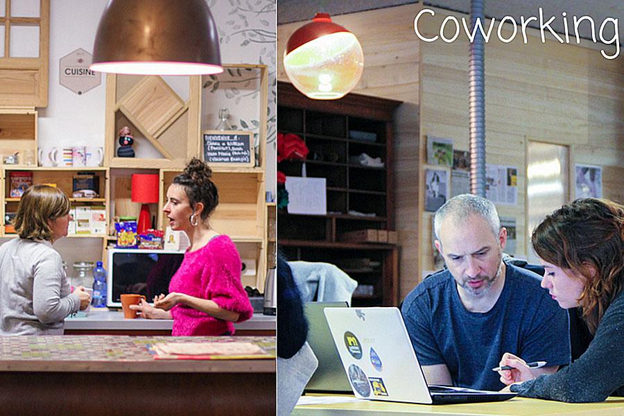 la ruche espace de coworking au centre ville de bordeaux. Black Bedroom Furniture Sets. Home Design Ideas