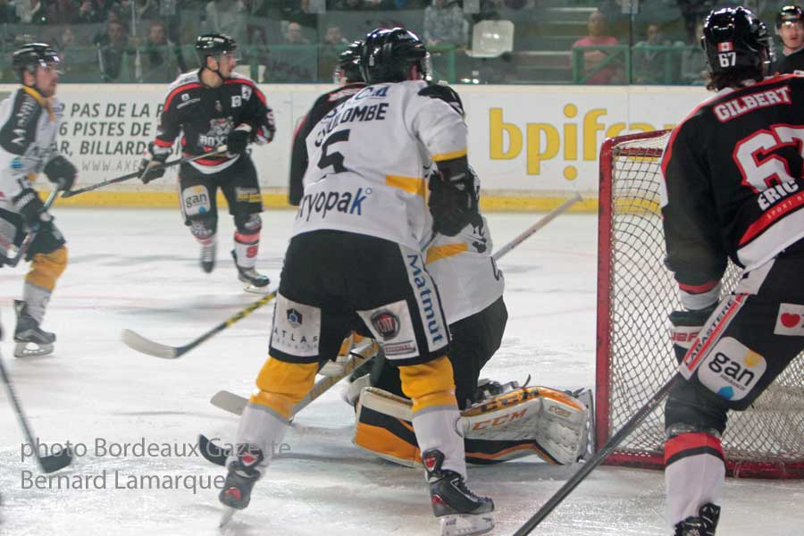 Les boxers n 39 iront pas en finale de la coupe de france de hockey - Finale coupe de france hockey ...