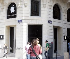 Apple Store Sainte-Catherine