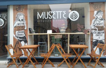 Musette bicycles & coffee