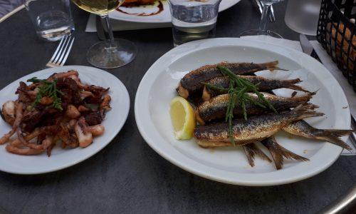 Pour les amateurs des produits de la mer