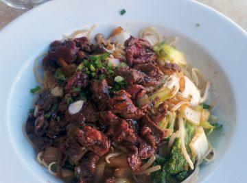 Excellente cuisine vietnamienne !