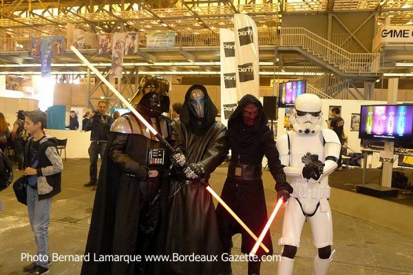 Star Wars au Bordeaux Geek Festival