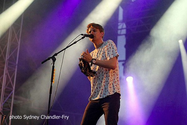Glass Animals Garorock 2016