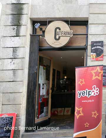 Yelp au Catering