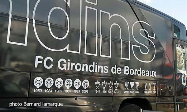 Bus Officiel des Girondins de Bordeaux
