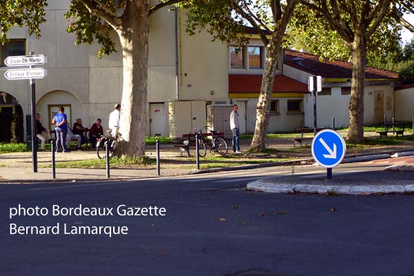 Place rues Blanqui/Charles-Martin