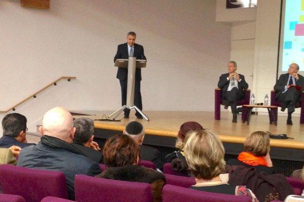 Rachid ANANE Conférence : « Apprendre à vivre ensemble »