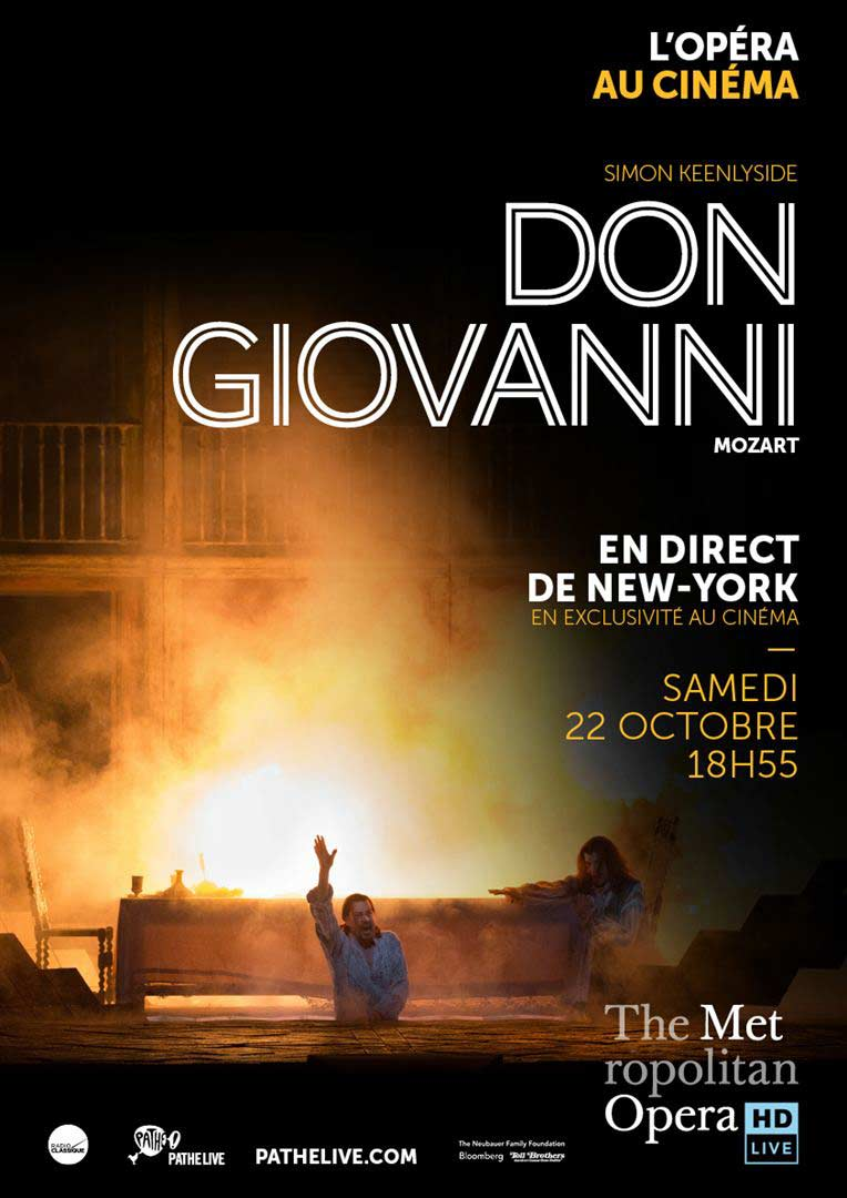 DON GIOVANNI (MET PATHÉ LIVE)