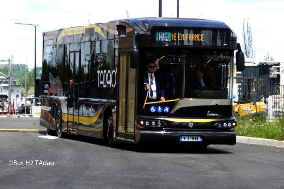Le plan 1000 bus hydrogène franchit un jalon clef grâce à l'UGAP