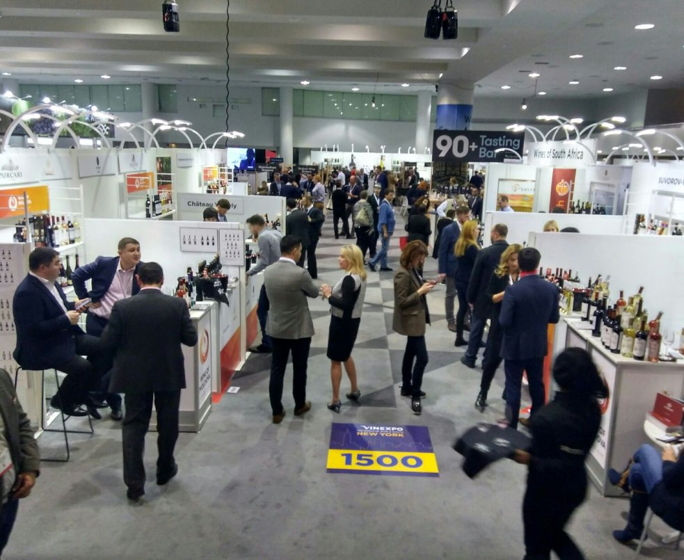 Salon Vinexpo New-York
